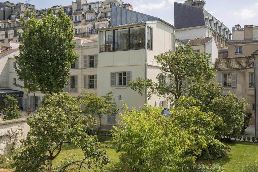 Museum of Montmartre - Global view